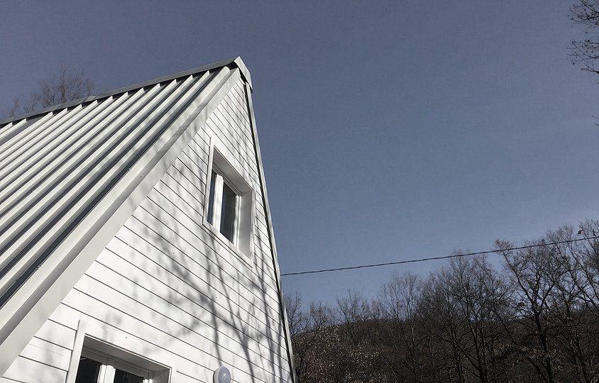Casa Pieghevole Area Legno M.A.D.I.